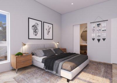 interior 2 bedroom